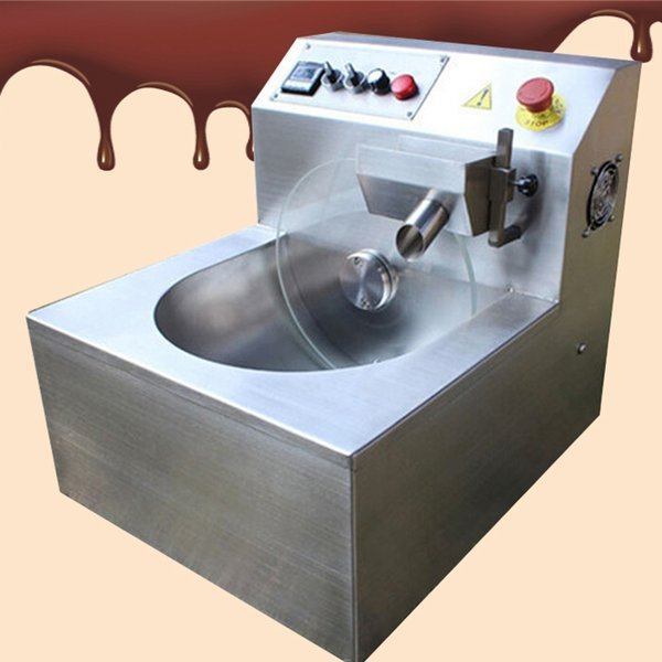 Best Chocolate Tempering Machine Chocolate Melting Machine With Scraper Mixer And Stir Device Melting And Storage Function Canada 2019 From Yoli2017