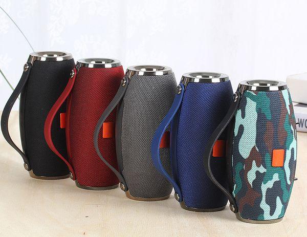 Haut-parleur sans fil Bluetooth mini E16 Haut-parleur sans fil Bluetooth Extérieur Portable Subwoofer Mini Haut-parleur Fabricant Vente en gros Marque audio