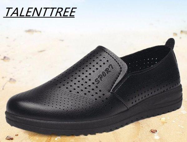 Hommes Mocasines Masculino Zapatos Hombre Sapato Hombres Masculinos Chaussures Sandalias 2018 Verano Casuales Compre De Cuero Vestir qpGSzMVU