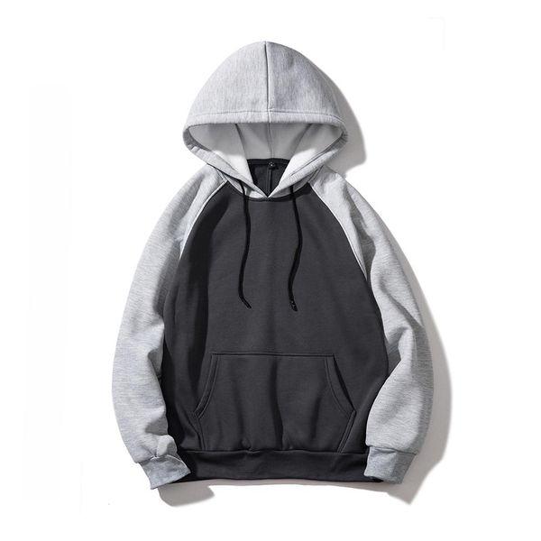 Spring Autumn Running Jacket Hooded Two Tone Windbreaker Jacket Zipper Pockets Long Sleeves for Women Men Sports