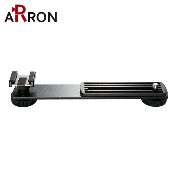 BOYA BY-C01 Aluminium Alloy DSLR SLR Camera Bracket for Microphone Flash LED Light Monitor 1/4 Screw TrStand Standard Cold