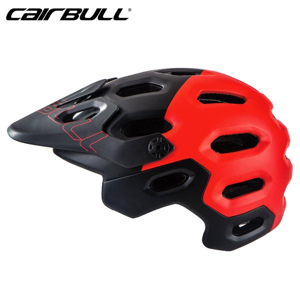 CAIRBULL MTB Road Cycling Helmet Breathable Ultralight Bike Riding Helmet Head Protection Integrally-molded Helmets e