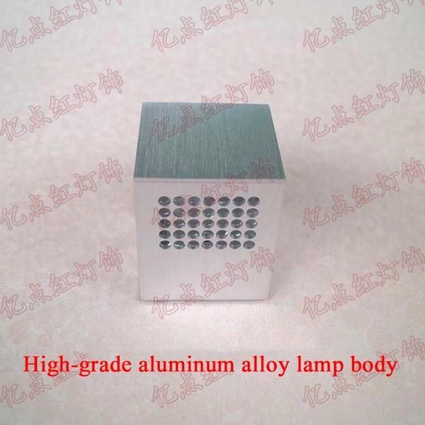 창조적 인 LED 벽 조명 실내 복도 통로 벽 조명 램프 바 KTV 클럽 하우스 장식 조명 알루미늄 다채로운 LED 침대 옆 램프