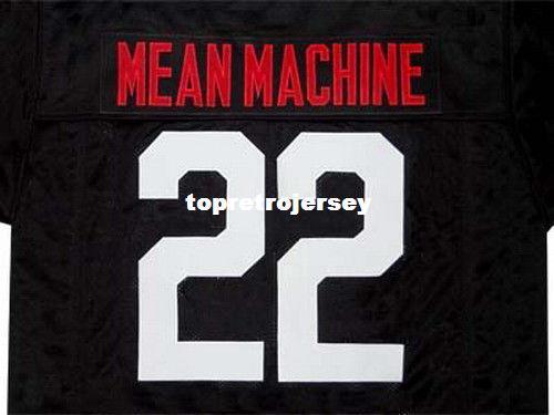 MEAN MACHINE #22 LONGEST YARD 1974 JERSEY PAUL CREWE NEW ANY SIZE XS - 5XL Cheap football Jerseys