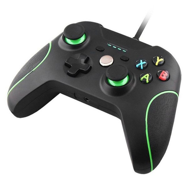USB Wired Controller Controle For Microsoft Xbox One Controller Gamepad For Xbox One Slim PC Windows Mando Joystick