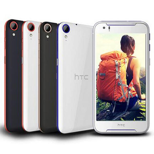 "Refurbished Original HTC Desire 830 Dual SIM 5.5"" Octa Core 3GB RAM 32GB ROM 13MP 4G LTE Android Mobile Phone Free DHL 5pcs"