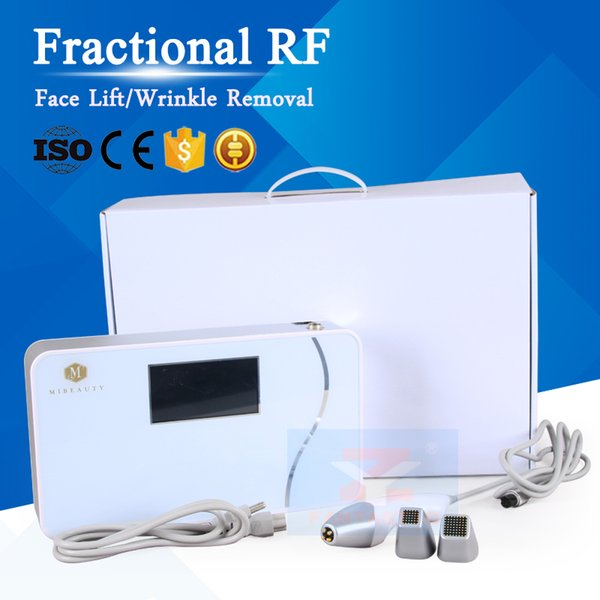 Самая лучшая частичная машина кожи RF матрицы многоточия RF вызревания портативной радиочастоты Подмолаживания кожи обработки морщинки подтяжки лица RF анти-поднимаясь