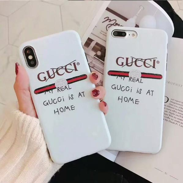 Web celebrity iPxs mobile phone case MAX popular logo 7puls luxurious personality 8p fashion protective case 6s European and American XR cat