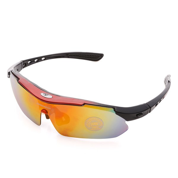 Fashion Unisex Outdoor Sports Sunglasses Road Cycling Glasses Mountain Bike Bicycle Riding Protection Eyewear