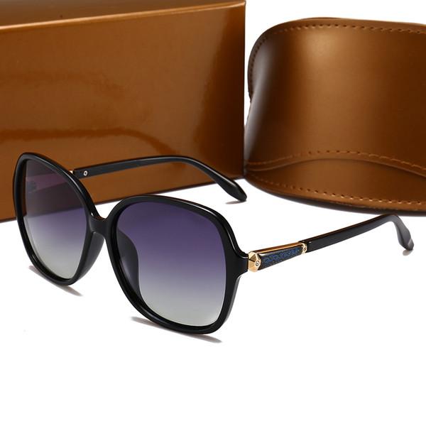 2018 new ladies polarized brand sunglasses fashionable and elegant eyeglasses fashionable driving glasses manufacturer wholesale A8024