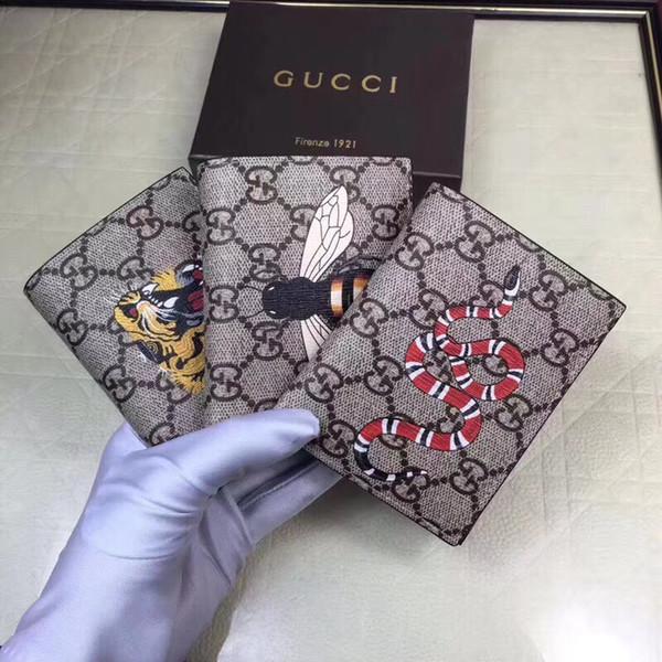 Geldbörsen Geldbörse Männer Frauen Brieftasche Neue Marke Leder Geldbörse Mode Männer Geldbörse Arteira Masculina Kurze Münzfach Männer