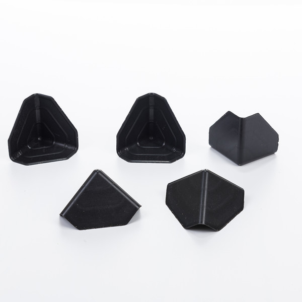 best selling free shipping 6cm size Plastic corner protector Plastic edge protector Plastic edge corner for carton box package