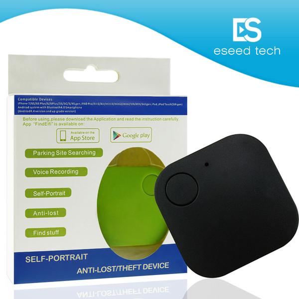 Mini Wireless Bluetooth 4,0 GPS Tracker Anti-verlorene Tracker Alarm iTag Key Finder Sprachaufnahme Smart Finder für iOS Android Smartphone