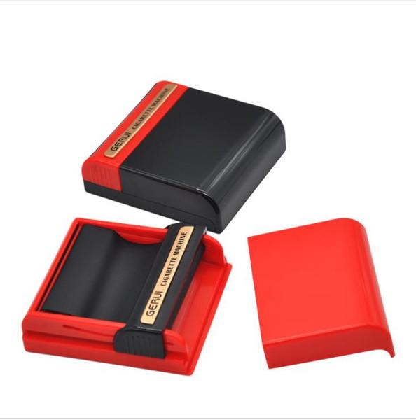 Plastic cigarette box, manual patch, cigarette box, hand roll, automatic patch, cigarette case.