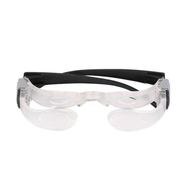 New Special TV-glasses(Myopia Glasses) Folding Max TV Binocular 2.1X Magnifying Glasses Television Screen Magnifier