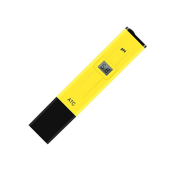 Numérique LCD Stylo d'essai de pH Portable Compensation automatique de la température PHmètre Haute précision Eau pour aquarium Medidor De Prueba De PH Pen