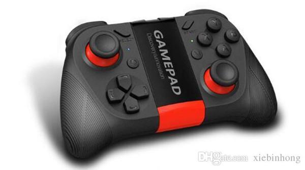 pièce unique MOCUTE 050 manette de jeu joystick contrôleur Bluetooth Selfie télécommande manette de contrôle pour iPhone Andriod hot DHL livraison gratuite