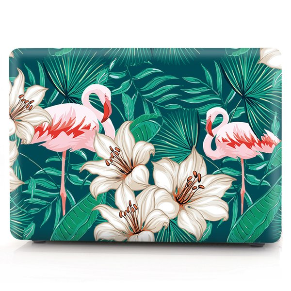 hrh-x-43 Oil painting Case for Apple Macbook Air 11 13 Pro Retina 12 13 15 inch Touch Bar 13 15 Laptop Cover Shell
