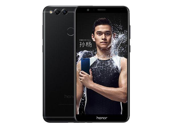 "Original Huawei Honor 7X 4GB RAM 32GB/64GB/128GB ROM Mobile Phone Kirin 659 Octa Core Android 5.93"" Full Screen 16.0MP OTA Smart Cell Phone"