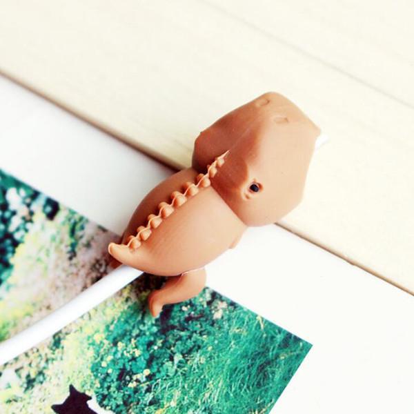 Kabel Biss Ladegerät Kabel Protector Savor Cover für iPhone Lightning Cute Animal Design Ladekabel Schutz 2018 gut