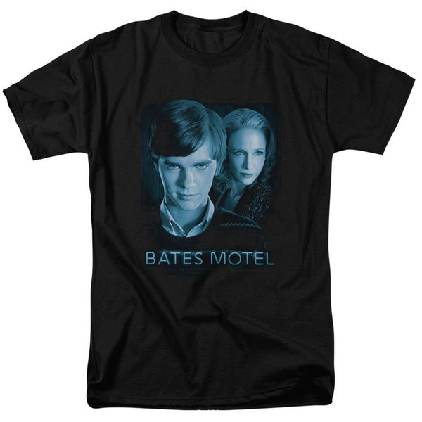 Bates Motel TV Show Norman APPLE DOESN'T FALL FAR FROM TREE T-Shirt All Sizes Streetwear Funny Print Clothing Hip-Tope Mans T-Shirt