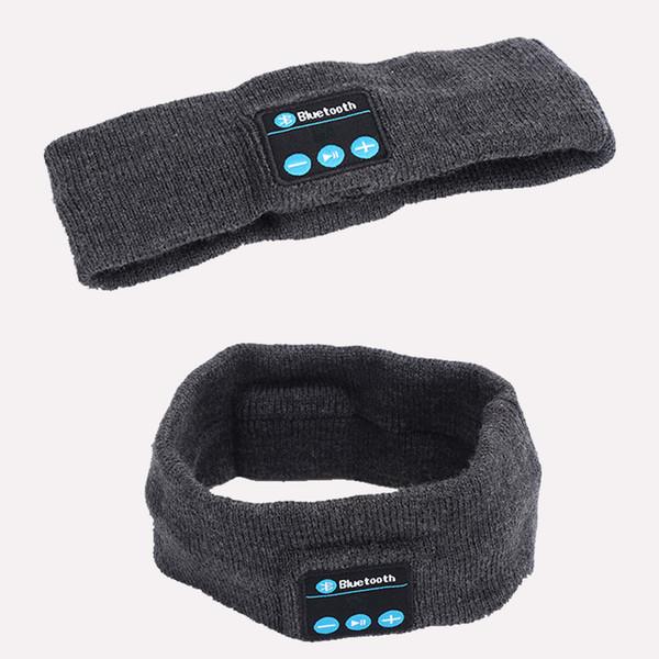Kadınlar için Bluetooth Bandı Kulaklıklar Adam Uyku için Kablosuz Müzik Kulaklık Koşu Yoga, Mic Dahili