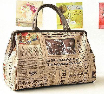 Borsa a tracolla della nuova borsa della borsa della borsa della borsa della borsa della borsa di cuoio delle nuove donne di Hobo Bag / borsa Stile d'annata della cartella