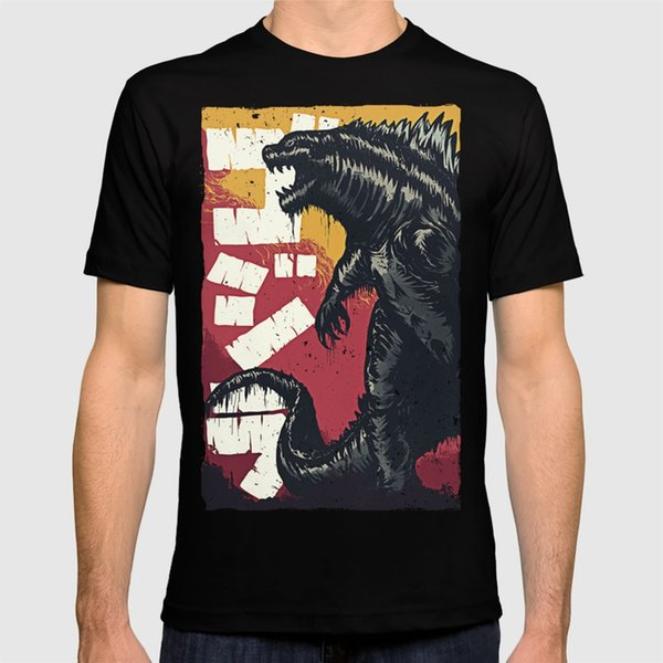 2018 neues T-Shirt König des Monsterhemdes
