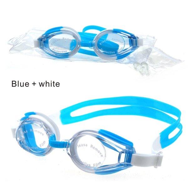 Azul + blanco