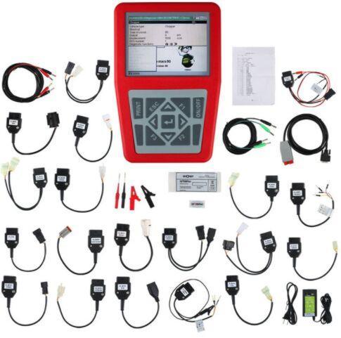 iQ4bike Diagnostics V40 for Motorcycles Universal Motorbike Scanner IQBike For BMW For HONDA Motorcycle Diagnostic Scanner tools