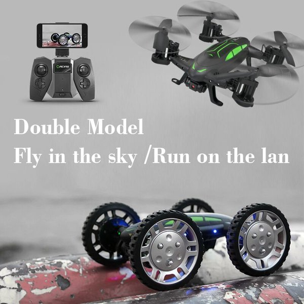 Air Road Double Mobel Smrc Fy602 2 In 1 Flying Car 2.4g Rc ...