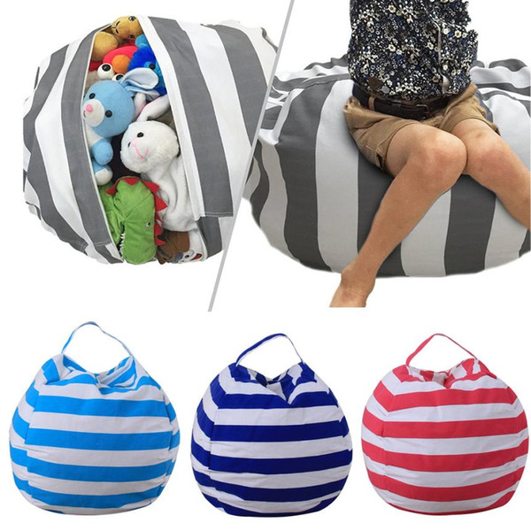 best selling Large perimeter 2M Stuffable Animal Toys Storage Bean Bag Stuffed Children Plush Toy Organizer Creative Chair for Kids
