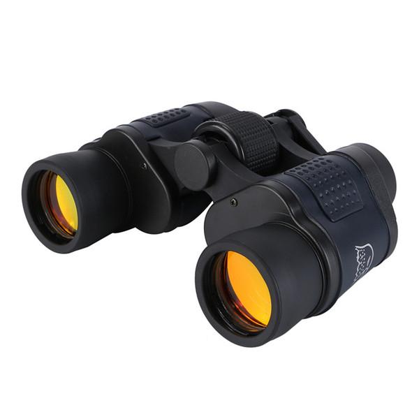 Nuevo 60X60 telescopio óptico de visión nocturna binoculares de alta claridad binocular 3000M alcance de observación al aire libre caza ocular deportivo BH279