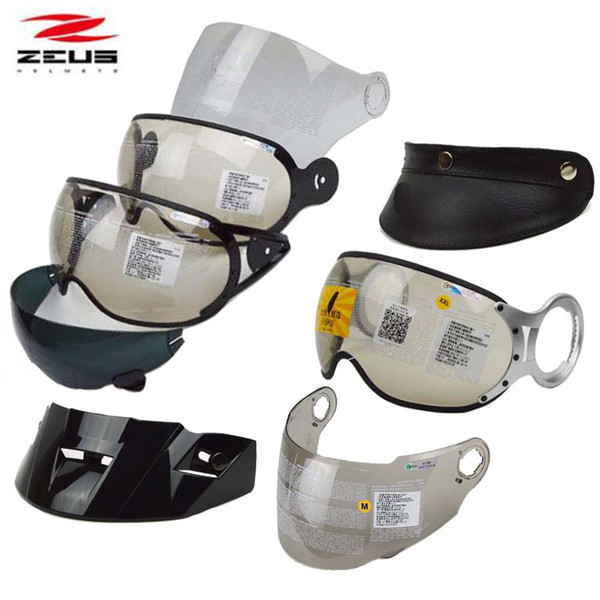 ZEUS Lens 210C 381C 125B 202FB 218C 2000A 3000A 3500 611E 612 613A 613B 811 813 1200E Motorcycle helmet lens visor ,cap