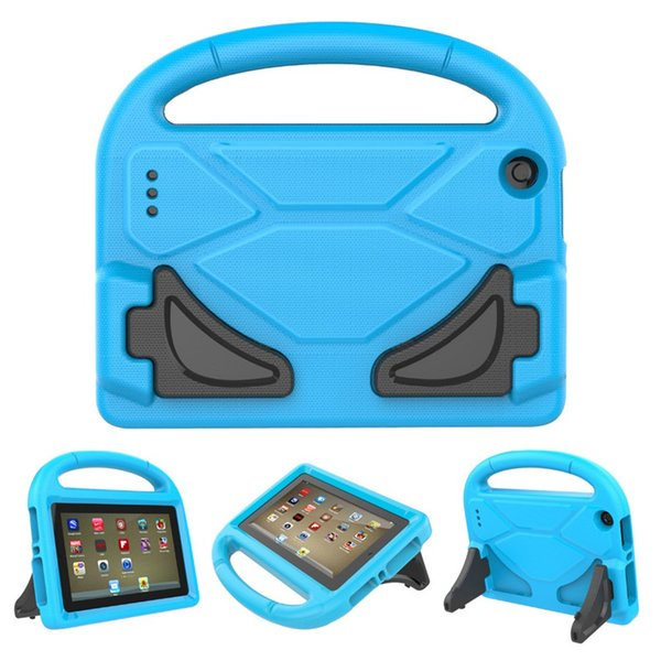 EVA Case for All-New Fire 7 Tablet. Light Weight Anti Slip Shockproof Kids Friendly Protective Cover (2015 & 2017 release)-