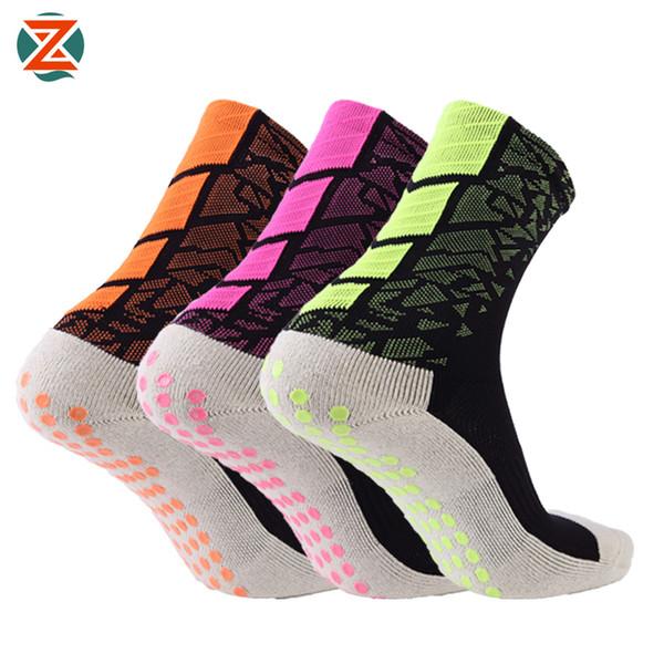 Professional Men Women non-slip football Sports Basketball Socks Outdoor Fitness Running Cycling Breathable deodorization Soccer sock