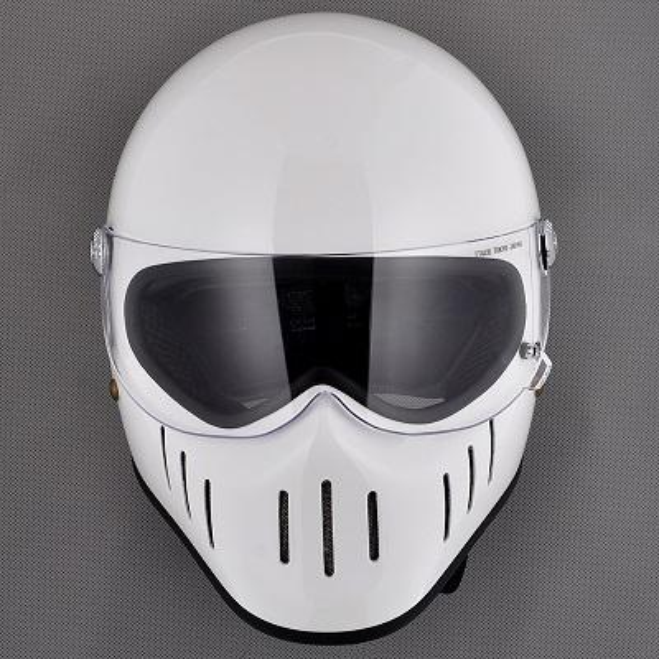 Ivory helmet