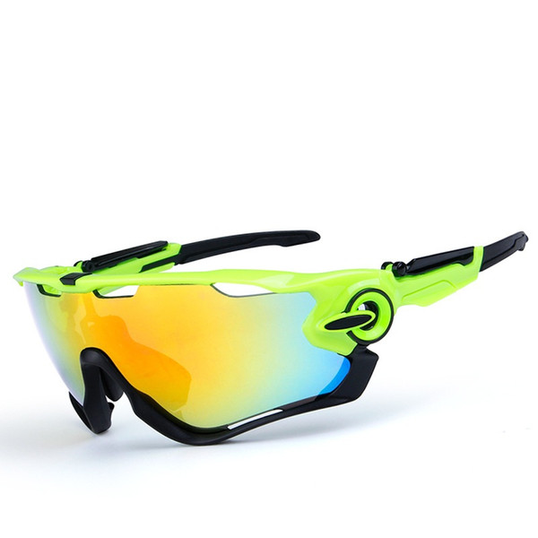 2b9775b8edf OBAOLAY Outdoor Sports Polarized UV400 Bike Eyewear Men Women Cycling MTB  Mountain Road Bicycle PC Sunglasses