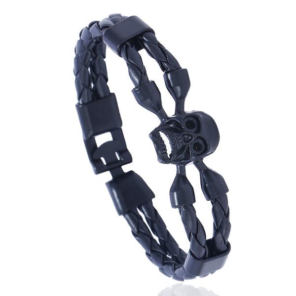 Novos legal pulseiras de metal encantos pulseiras diy estilo único presentes de natal cool jóias descobertas para homens e mulheres