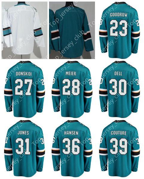 9b1f3e423 ... denmark 2018 hockey jersey men women youth 23 barclay goodrow 27 joonas  donskoi 28 timo meier
