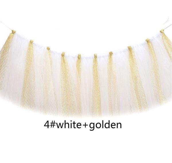 4 white golden