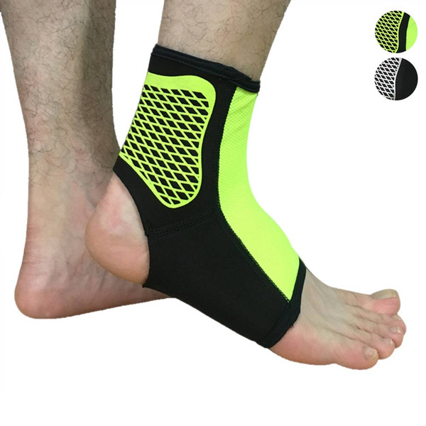 2 Pcs Ankle Support Protect Breathable Sock Sport Anti Sprain Ankle Guard Football Basketball Running Fitness Equipment ALS88