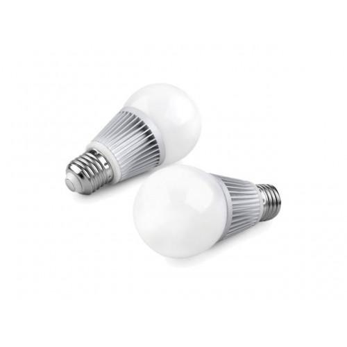 2pack Sunshine 7W E26 12V A19 LED Bulb Light, 600lm, 60 Watt Incandescent Bulbs Replacement, light bulb , Solar Powered LED Bulbs, Off Grid