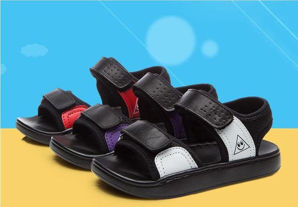Summer Style Children Sandals Girls Princess Beautiful Flower Shoes Kids Flat Sandals Baby Girls Roman Shoes