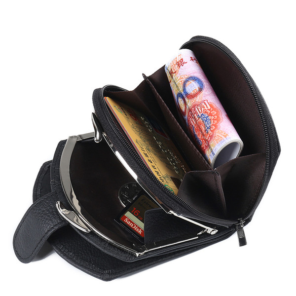 Hot Sale New Fashion Casual Short Leather Ladies Wallet High-quality Design Brand Mini Coin Wallet Card Holder Fashion Wallet