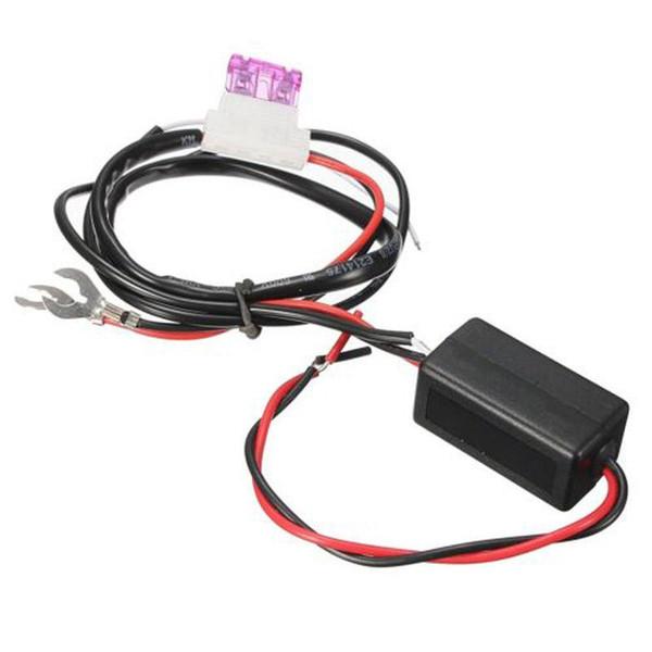 Relais de Feux diurnes à LED DRL contrôleur AUTOMATIQUE automobile DC12V 2A
