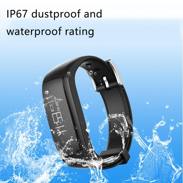 New USB Rechargeable Fitness Watch Sports Running Step Counter Walking Distance Calorie Counter Pedometer LCD Digital Tracker