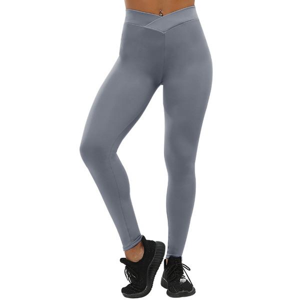 Acquista Push Up Sport Fitness Leggings Alti Svokor Donne Allenamento Nero Legging Waist Girl Poliestere Jeggings Abbigliamento Donna A 11 96 Dal Baiqian Dhgate Com