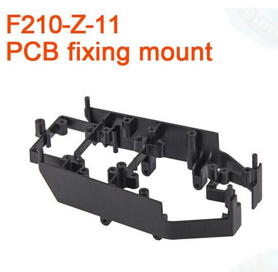 17434 Walkera F210 RC Helicopter Quadcopter spare parts F210-Z-11 PCB fixing mount mount pcb