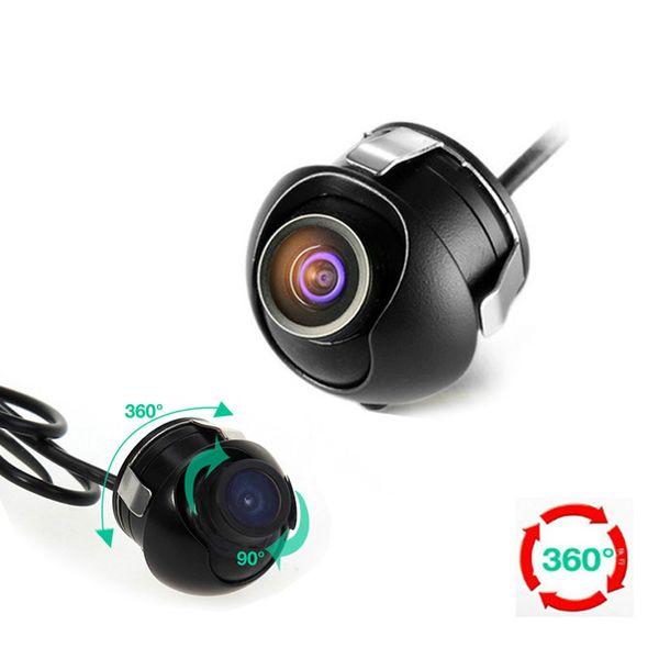 CarBest Mini Étanche Auto Rearview CCD Caméra Vue Arrière De Voiture Caméra Pour Voiture Moniteur DVD Système de Parking